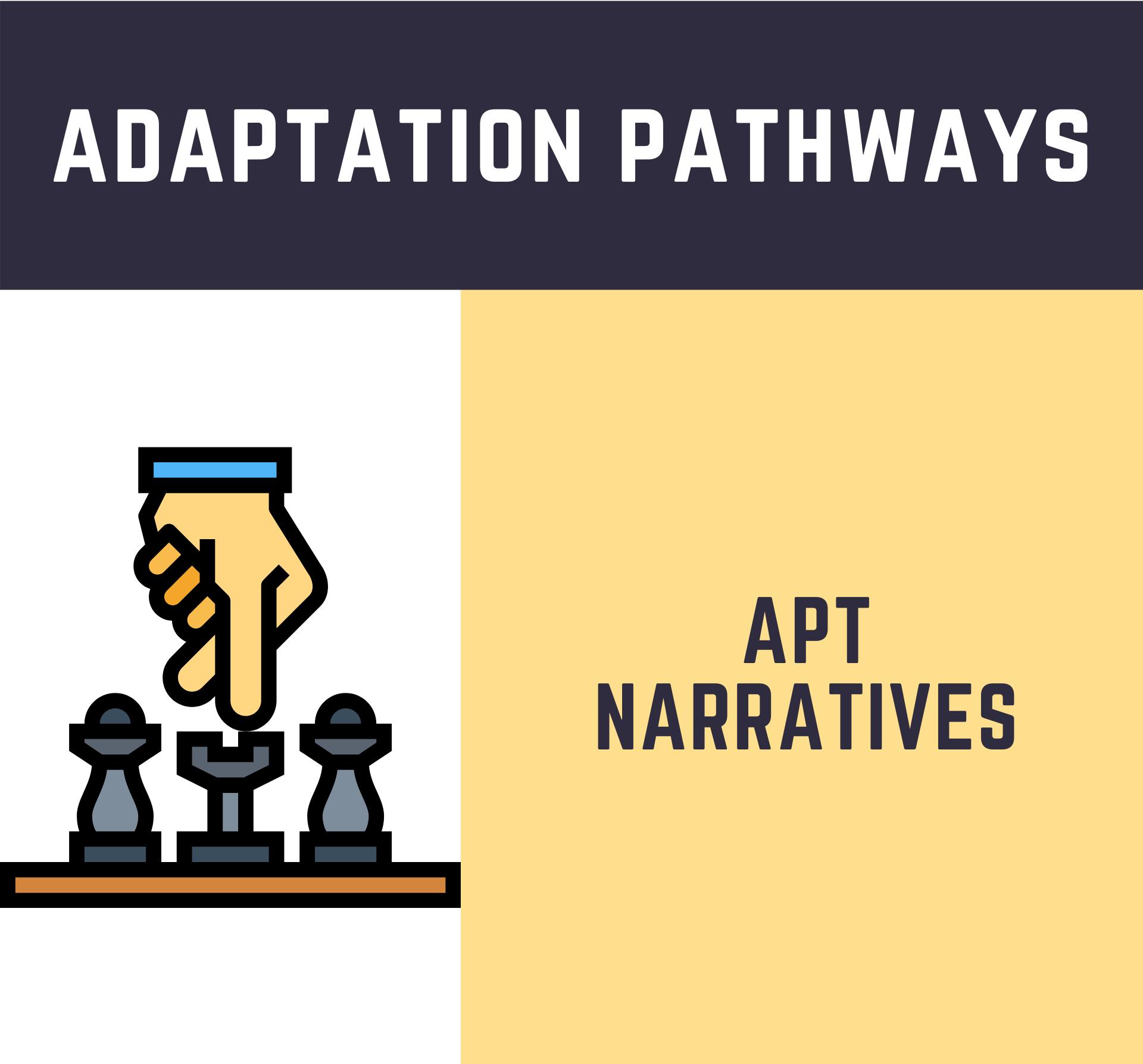 ADAPTATION PATHWAYS NARRATIVES