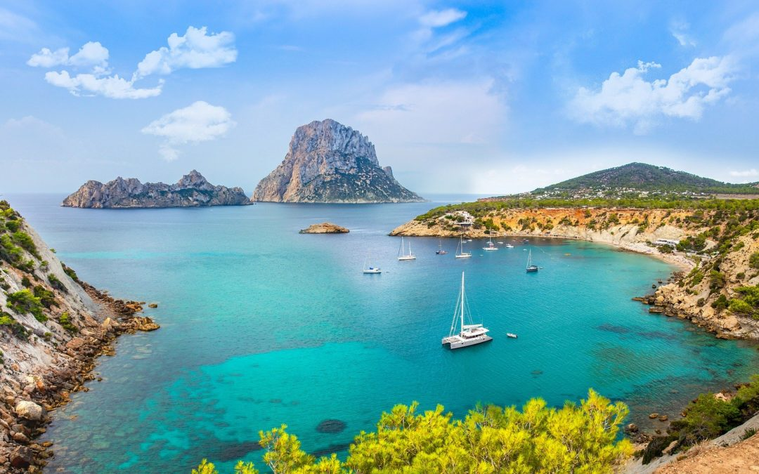 Students analyse the impact of climate change on Ibiza