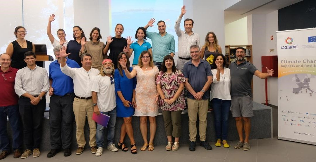 Local Working Group in Azores