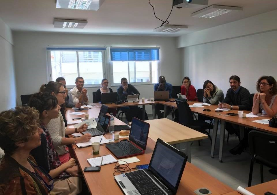 Local Working Group in Corsica