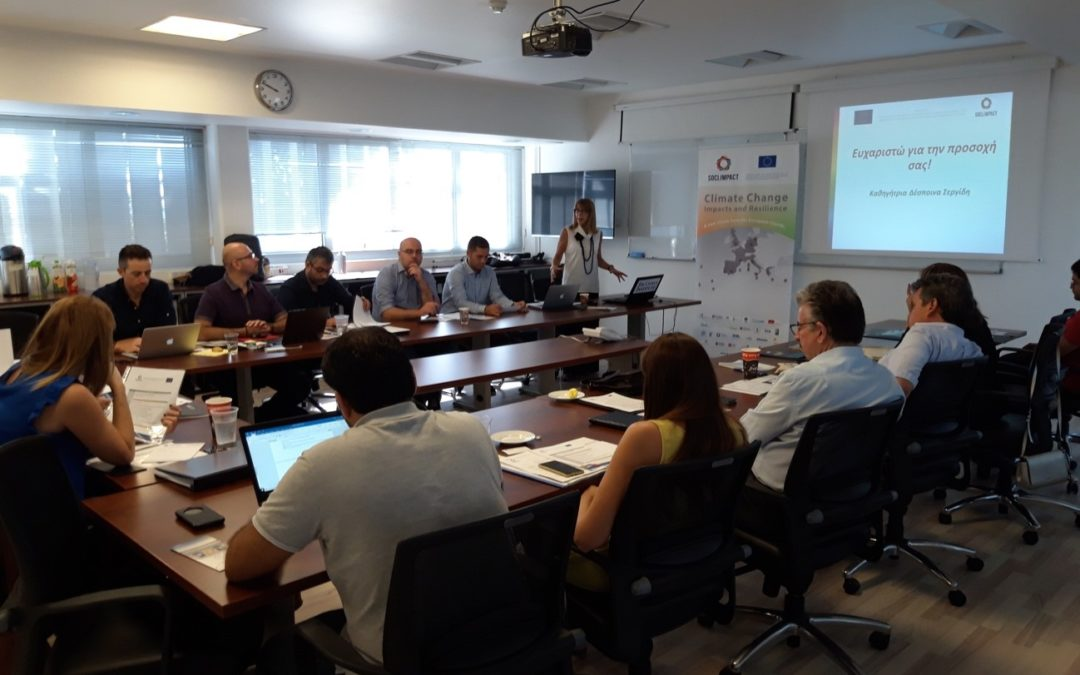 Local Working Group in Cyprus