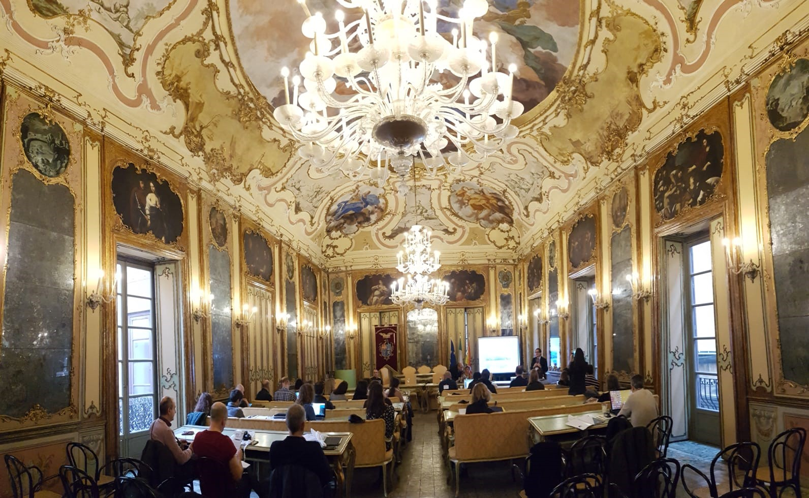The General Assembly – Palermo (Sicily) – 19th november 2019