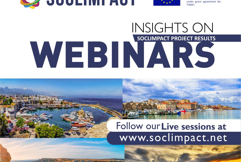 INSIGHTS ON SOCLIMPACT / WEBINAR SERIES