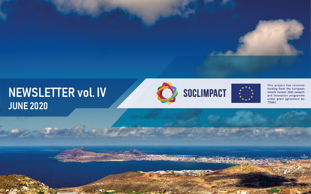 SOCLIMPACT'S FOURTH NEWSLETTER ISSUED!