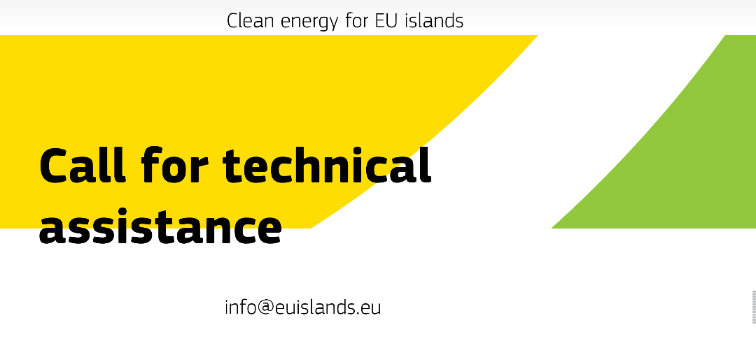 EU Island Secretariat opens technical assistance call