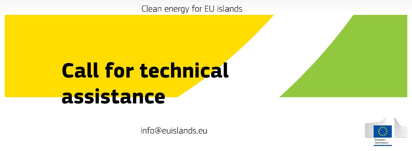 EU Island Secretariat opens technical assistance call